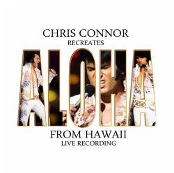 Chris Connor Recreates Aloha From Hawii AUDIO CD