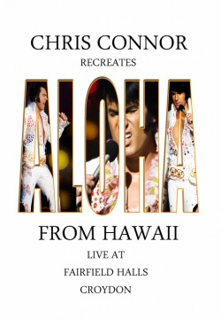 Chris Connor Recreates Aloha From Hawaii DVD